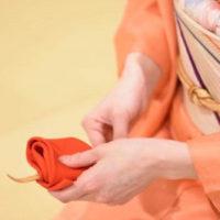 帛紗の使い方と種類