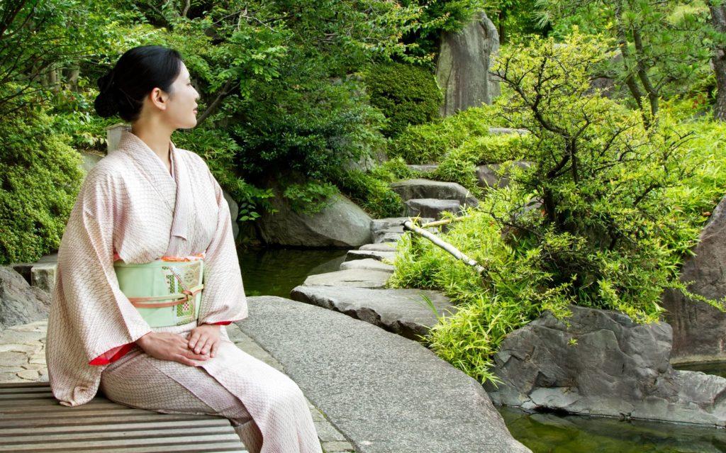 茶道の着物の種類