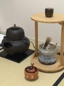 茶筅飾表千家