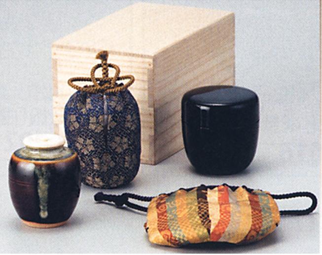 茶通箱セット