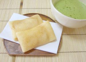 行者餅(ぎょうじゃもち)7月の和菓子
