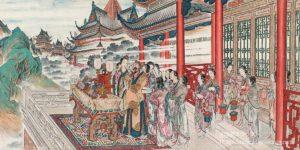 長生殿 1月の茶杓の銘