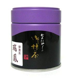 瑞鳳 表千家 濃茶