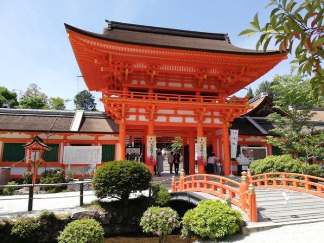 上賀茂神社の献茶祭