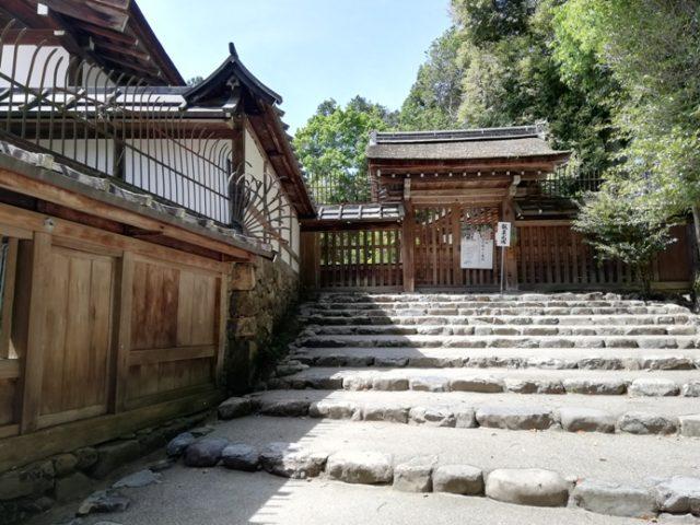 上賀茂神社の献茶祭本殿