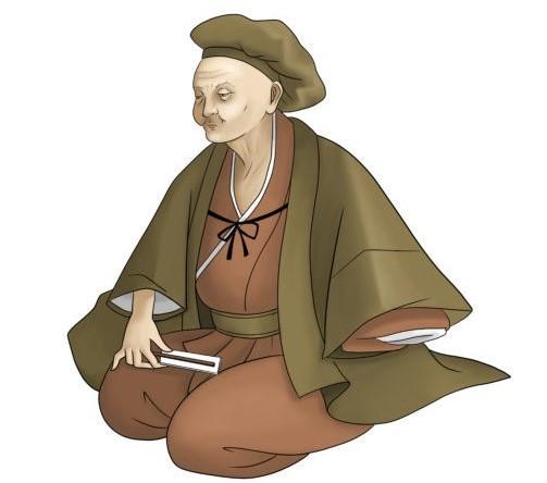 村田珠光 わび茶の祖